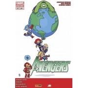 """"""" Pas Loin... À Six Pieds Sous Terre """" ( Avengers Wolrd + Avengers + New Avengers + Secret Avengers ) : The Avengers N° 17 B ( Novembre 2014 )"""