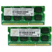 G.Skill 8 GB SO-DIMM DDR3 - 1600MHz - (F3-12800CL11D-8GBSQ) G.Skill Value Kit CL11