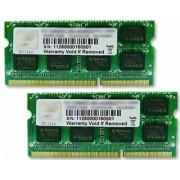 G.Skill 8 GB SO-DIMM DDR3 - 1600MHz - (F3-12800CL11D-8GBSQ) G.Skill Value Kit CL11