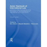 Asian Yearbook of International Law 2008: Volume 14 by B. S. Chimni