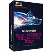 Bitdefender Total Security Multi-Device 2017 - 10 appareils - Abonnement 2 ans