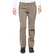 Haglöfs Col II - Pantalon Femme - marron 38 Pantalons softshell