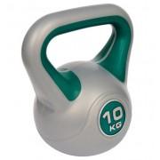 Kettlebell 10 kg plastican RING DB2819-10
