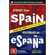 Stories from Spain/Historias de Espana by Genevieve Barlow