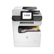 Multifunctional Color HP PageWide Managed Color Flow MFP E77660zs