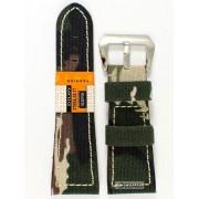 Pasek skórzany do zegarka - Diloy 370EA.30.17 - 30mm