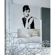 Audrey Hepburn - Sticker Decorativ