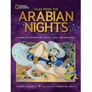 Tales from the Arabian Nights by Professor of Linguistics Donna Jo Napoli