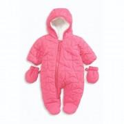 Next - Salopeta iarna bebelusi Starred, Pink