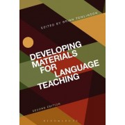 Developing Materials for Language Teaching by Brian Tomlinson