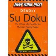 New York Post Deadly Su Doku by Sudokusolver. com