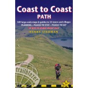 Wandelgids Coast to Coast Path: St Bees to Robin Hood's Bay | Trailblazer