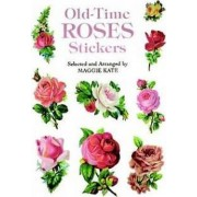 Old-Time Roses Stickers by Maggie Kate