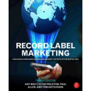 Record Label Marketing: How Music Companies Brand and Market Artists in the Digital Era