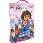 Dora the Explorer: My Favorite Explorers by Mary Tillworth