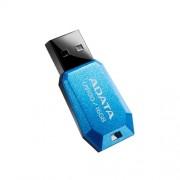 USB Stick ADATA UV100 16GB USB 2.0, Capless, Blue (AUV100-16G-RBL)