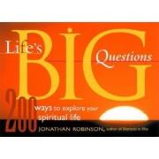 Life's Big Questions by Jonathan Robinson