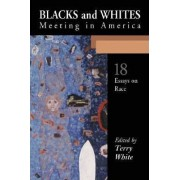 Blacks and Whites Meeting in America by Terry White