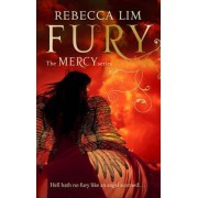 Fury (Mercy, Book 4) by Rebecca Lim