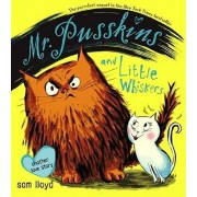 Mr. Pusskins and Little Whiskers by Sam Lloyd