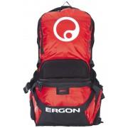 Ergon BE1 Enduro Protect Rucksack 3,5 L black/red Fahrradrucksäcke