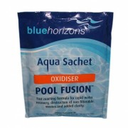 Blue Horizons Pool Fusion Oxidiser Sachet 350g - Water Clarifier