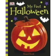 My First Halloween Board Book by Nicole Pearson