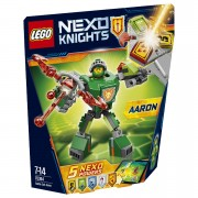 LEGO Nexo Knights: Battle Suit Aaron (70364)