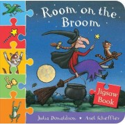 Room on the Broom Jigsaw Book by Julia Donaldson