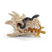 Set Figurine Schleich Cap Dragon Sabie Sarpe Eldrador - 42152