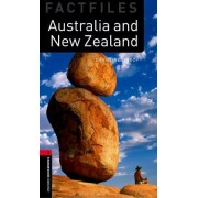 Oxford Bookworms Library Factfiles: Level 3:: Australia and New Zealand by Christine Lindop