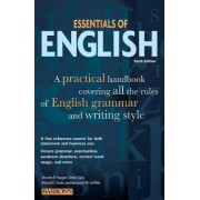 Essentials of English by Vincent F. Hopper