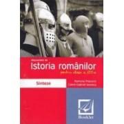 Memorator de istoria romanilor. Clasa a XII-a - Ramona Popovici