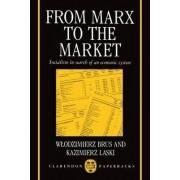 From Marx to the Market by Wlodzimierz Brus