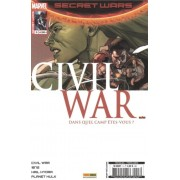 "Civil War + 1872 + Hail Hydra + Planet Hulk : "" Secret Wars : Civil War "" N° 3 ( Mars 2016 )"
