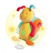 Jucarie muzicala Melc - Brevi (Brevi Soft Toys)