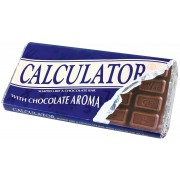 "Calculator ""Aroma de Ciocolata"" - 20cm"
