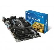 MSI B150 PC MATE- dostępne w sklepach
