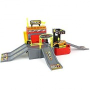 Daron Action City Tune Up Set with 1 Vehicle