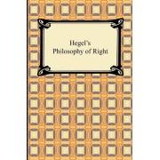 Hegel's Philosophy of Right by Georg W F Hegel