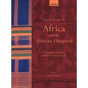 Piano Music of Africa and the African Diaspora Volume 3 by William H. Chapman Nyaho