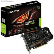 Gigabyte nVidia GeForce GTX 1050 Ti 4096MB GDDR5 128-Bit Graphics Card