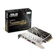 Asus Thunderbolt 2 Ports ThunderboltEX II PCI Express 2.0 x4 interfaceCard for Z87/Z97 Deluxe