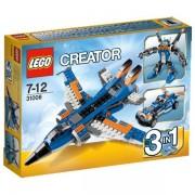 Lego Creator 31008 - L'avion De Chasse