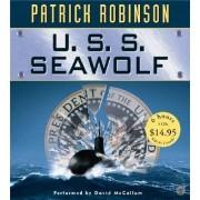 U.S.S. Seawolf CD Low Price by Patrick Robinson