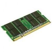 Kingston ValueRAM memoria da 2 GB - SO DIMM 200 - DDR2 - 800 MHz / PC2-6400 - CL5 - 1.8 V - memoria senza filtro - NON ECC