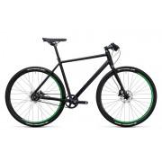 Cube Hyde Race - Vélo de ville - noir 46 cm 2017 Vélos de ville