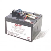 Apc Premium Replacement Battery Cartridge 1 Yr Wty (Onbattery Only) [RBC48]