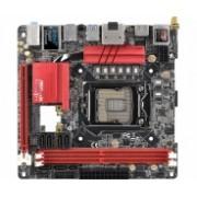 Tarjeta Madre ASRock mini ITX Fatal1ty Z170 Gaming-ITX/ac, S-1151, Intel Z170, HDMI, USB 3.0, DDR4, para Intel