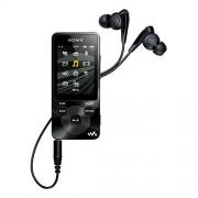 "Sony NWZ-E584 - Reproductor de MP4 (8 GB, pantalla de 2"", Radio, reducción de ruido) negro"